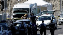 One Killed In Marseille After Van Crashes Into Bus Shelters