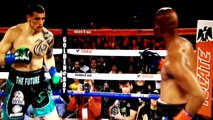 Bernard Hopkins vs Joe Smith Jr. Highlights, Hopkins gets knocked out of the ring !