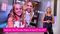 Nashville: Lennon & Maisy On Rachel Bilson, Working Together & Original Music | People NOW