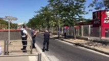 Marseille: il fonce dans des abris bus tuant une femme et en blessant une autre