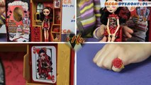 Lizzie Hearts Spring Unsprung Book Playset / Księga Baśniowiosny i Lizzie Hearts - EAH - C
