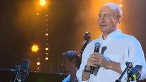 Russia President Vladimir Putin angers Ukraine with speech at Crimean jazz festival
