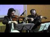 Color Tango orquesta, en Salón Caning con el Bandoneón del maestro Alvarez