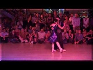 Lucila Cionci y Rodrigo Corbata  Tangopostale Festival 2017   Toulouse, Francia
