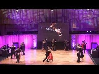 Mundial de Tango 2017,  Semifinal pista Ronda  6