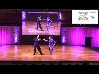 Mundial de Tango 2017, Semifinal Escenario  1 de 9