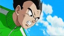Gohan Training With Piccolo, Dragon Ball Super English dub