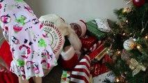 Noël glacial vacances peindre vase neige Couronne Santa diys