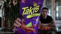 HOT CHEETOS & TAKIS FUEGO CHALLENGE !!!!