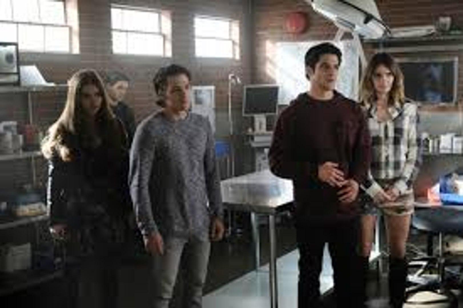 Teen Wolf ~ Season 6 Episode 15 ((Se6xEp15)) HD  Full Episode