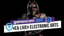 gamescom 2017 - Electronic arts