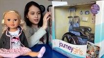 Review: Journey Girls new - Giovanna - Itália Holiday Doll - Julia Silva