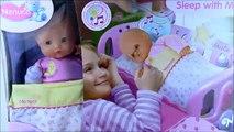 Bébé née berceau poupée moi moi sommeil avec Miyo co-sleeping berceau de lit bébé dormir c de