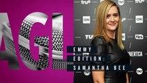 Samantha Bee's Most Awkward Moment Involves Al Sharpton & A Breast Pump | PEN | Entertainment Weekly