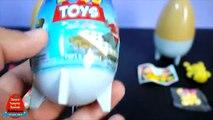 Des œufs jouets déballage 4 eggo lego, surprise, jouet lego œufs surprise surprise 2 HD