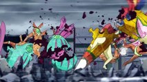 Senki Zesshou Symphogear GX「 AMV 」 Living In A Nightmare