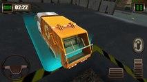 Androïde des déchets Nouveau simulateur un camion gameplay hd