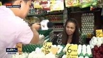 BANTAY-PRESYO: Kasalukuyang presyo ng mga pangunahing bilihin