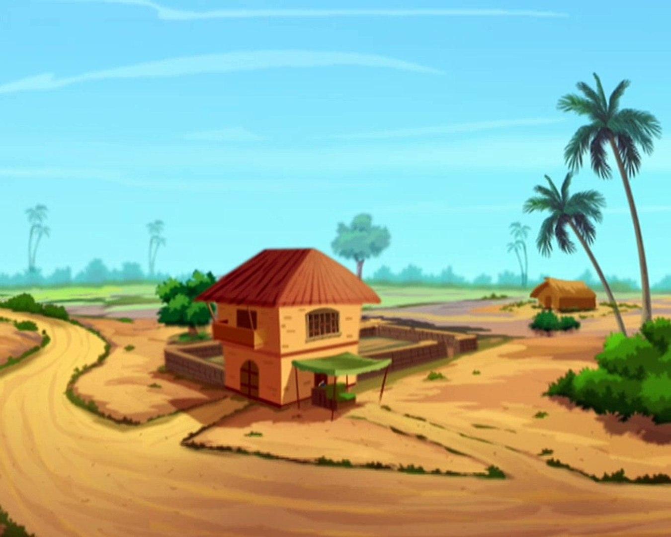 Chota bheem - Ladoo Chor Kalia - In Hindi HD Cartoons Episode 12