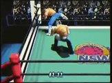 NJPW: Tiger Mask vs. Dynamite Kid, 4 23 1981 (Virtual Pro Wrestling 64 Gameplay)