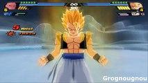 Goku VS Super Android 13 (DBZ Budokai Tenkaichi 3 MOD)