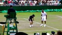 Balle garçons échoue drôle dans des moments ♦ hd ♦ moments de tennis, drôle