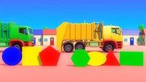 Les couleurs Anglais pour des déchets enfants Apprendre un camion la télé vidéos Collection binkie