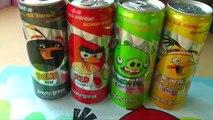 ЧИПСЫ Со Вкусом КОЛЫ! Люкс Angry Birds