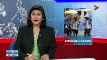 Klase sa ilang probinsya't lungsod sa Metro Manila, suspendido dahil sa masamang panahon