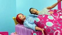 Poupées gelé petit sirène sirènes parodie Princesse le le le le la Anna ariel disney p1 disneycartoy