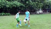 Learn simple soccer skill/FOOTBALL SKILLS - INSANE/Football Tricks! (Neymar/Messi Style)