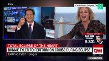 """Pour l'éclipse solaire, Bonnie Tyler reprend du service avec son tube """"Total eclipse of the heart"""""""