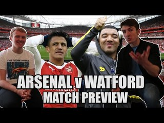 Hornets In Trouble? Arsenal vs Watford Preview