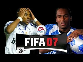 10 Players Who Didn't Live Up To Their FIFA 07 Potential