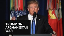 All the times Donald Trump called for the US to get out of Afghanistan