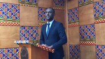 Déclaration des Forces Nouvelles sur la situation sécuritaire en Côte d'Ivoire.