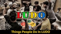 (9) LUDO - THINGS PEOPLE DO IN LUDO - Karachi Vynz Official - YouTube