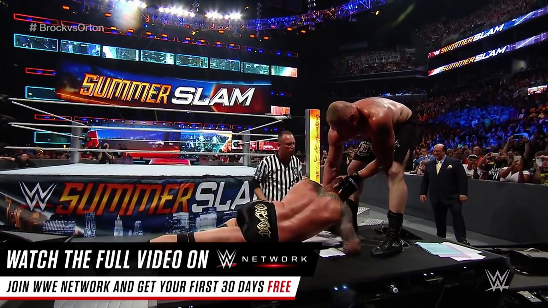 WWE Summerslam 2021 Reportedly Becoming Wrestlemania-Caliber Event 37