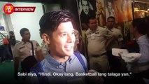 "JC de Vera on Daniel Padilla's way of playing basketball: ""Grabe, ganito pala yung laro niya."""