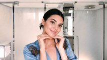 Kendall Jenner Shares Her 2-Minute Morning Beauty Routine | Beauty Secrets