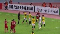 Hulk and Wang Shenchao hand Shanghai SIPG the lead against Guangzhou Evergrande! [HD]