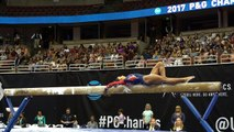Jordan Chiles - Balance Beam - 2017 P&G Championships - Senior Women - Day 2