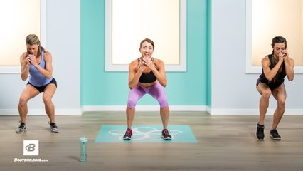 15-Minute at Home Bodyweight Strength Workout | No Equipment Needed