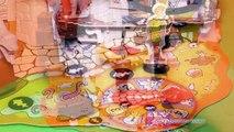 Dibujos animados Castillo fantasma Red el juguetes vídeo Scooby doo unboxing