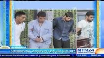 Uno de los detenidos por los ataques terroristas en Cataluña, España, confesó que planeaban un atentado mayor