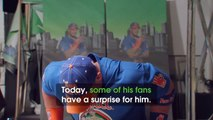 John Cena Reacts | Fans Surprise John Cena | John Cena Loves the Internet | Cricket Wireless