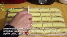 Comment faire Croquettes de pommes de terre idil recettes Tatari