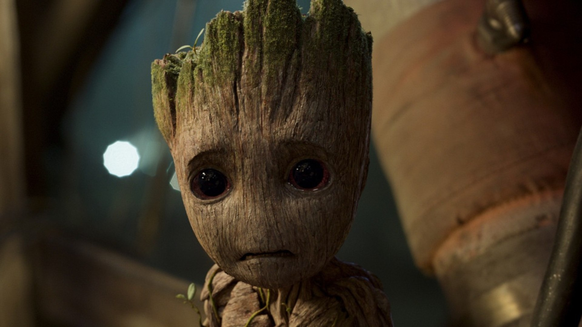 Baby Groot Details Revealed in Guardians of the Galaxy 2 Clips