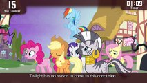 reion to (Parody) Everything Wrong With Princess Twilight Sparkle #2 4 Minutes or less