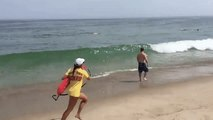 Beaches Closed After Shark Attacks Seal Near Surfers